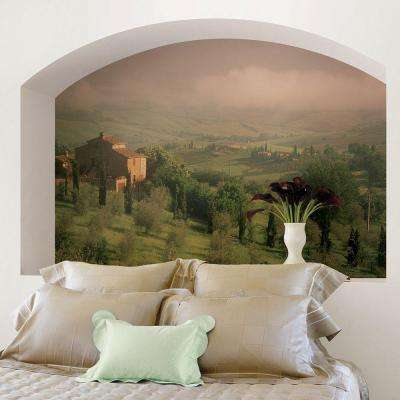 72 in. H x 48 in. W Tuscany Wall Mural