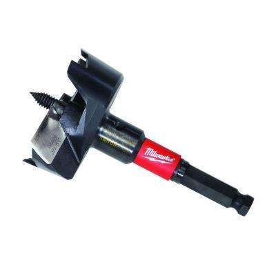 2-9/16 in. Switchblade Selfeed Drill Bit