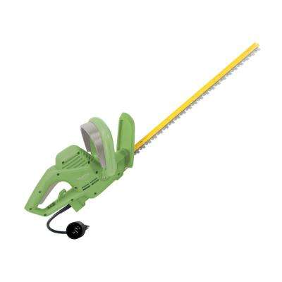 22 in. 3.5 Amp Electric Hedge Trimmer