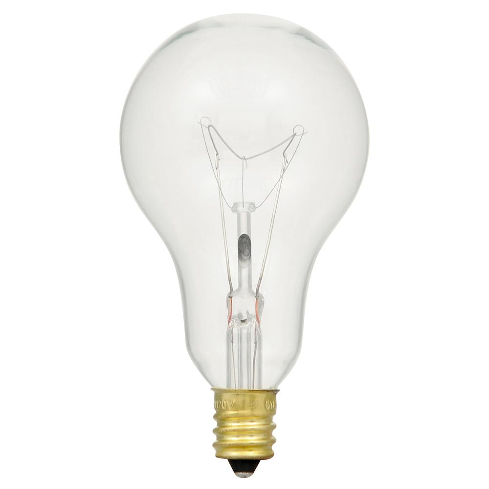 E17 light bulbs lighting the home depot 40 watt double life a15 incandescent light bulb 2 pack biocorpaavc