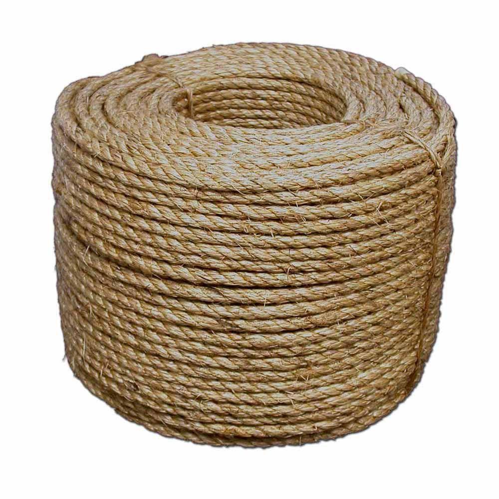 3/8 in. x 600 ft. Manila Rope