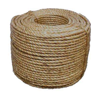 7/8 in. X 600 ft. Pure #1 Manila Rope