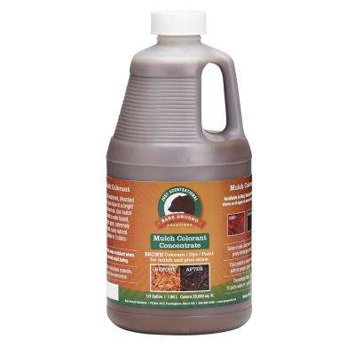 1/2 Gal. Brown Mulch Colorant Concentrate