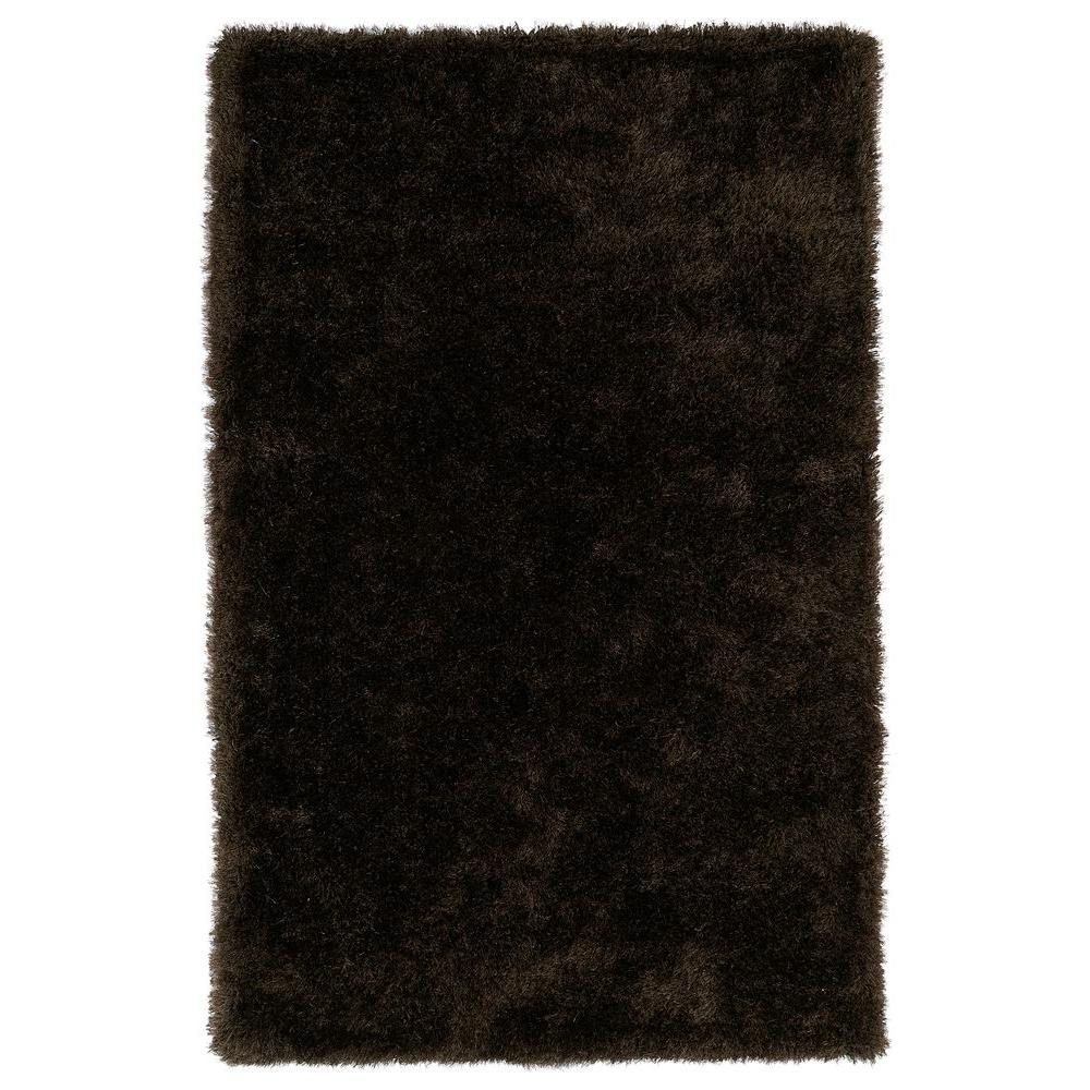 Kaleen Posh Chocolate 2 ft. x 3 ft. Area Rug