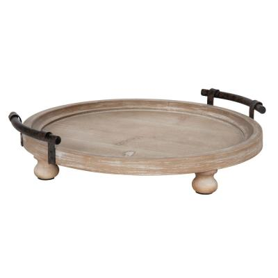 Bruillet Natural Decorative Tray