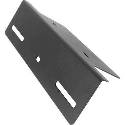 Universal Mounting Bracket Fits License Plate Holes