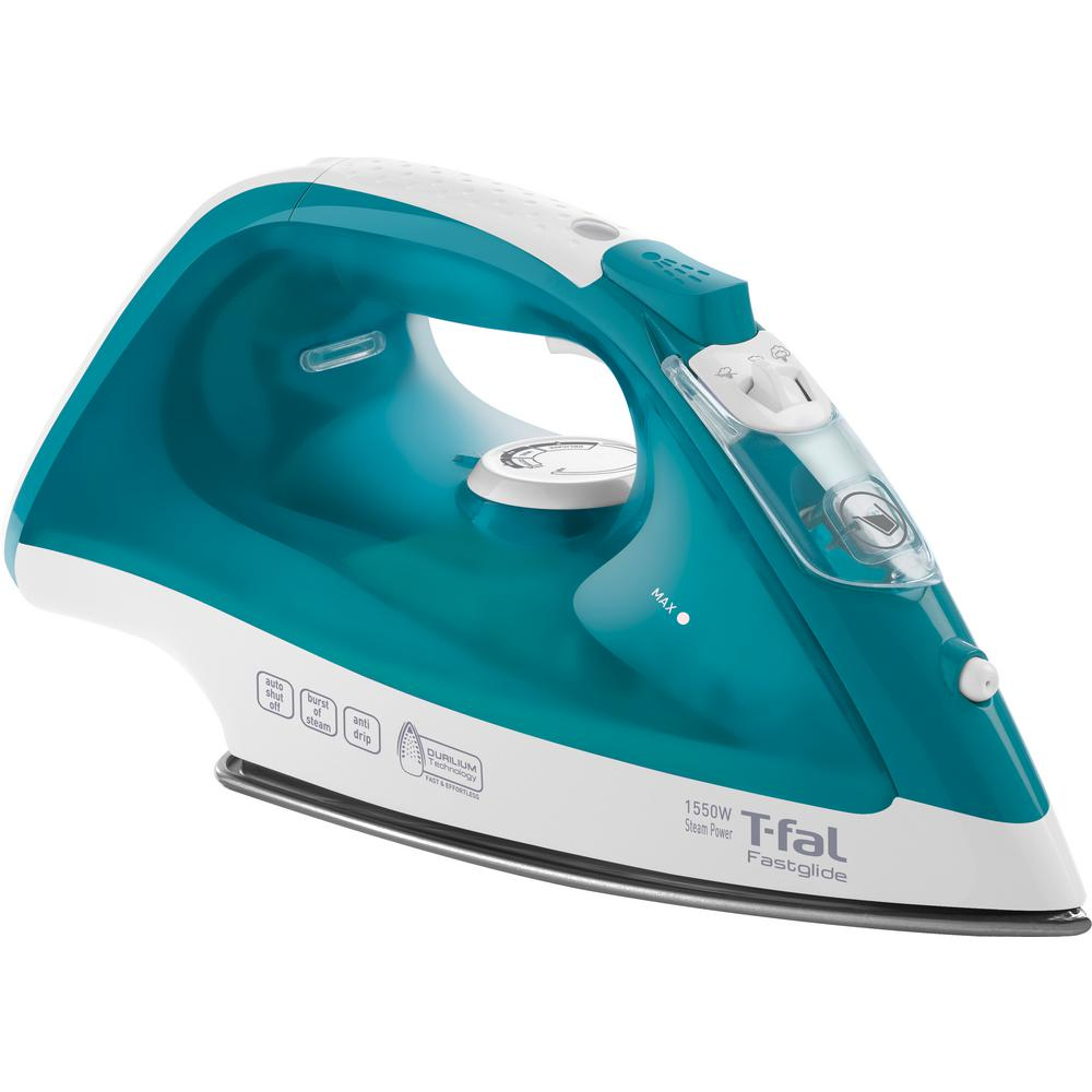 Fastglide Steam Iron, Turquoise