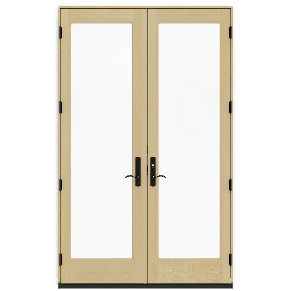 Andersen 70 1 2 in 200 series right hand perma for 96 inch exterior french doors