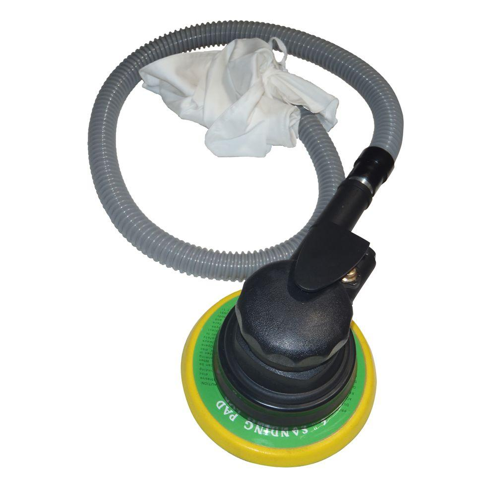 California Air Tools Composite Orbital Air Sander with 6 in. Pad