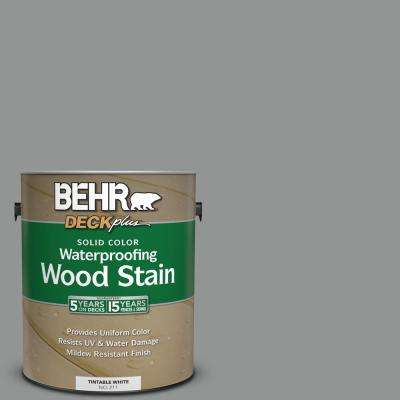 1 gal. #780F-5 Anonymous Solid Color Waterproofing Wood Stain