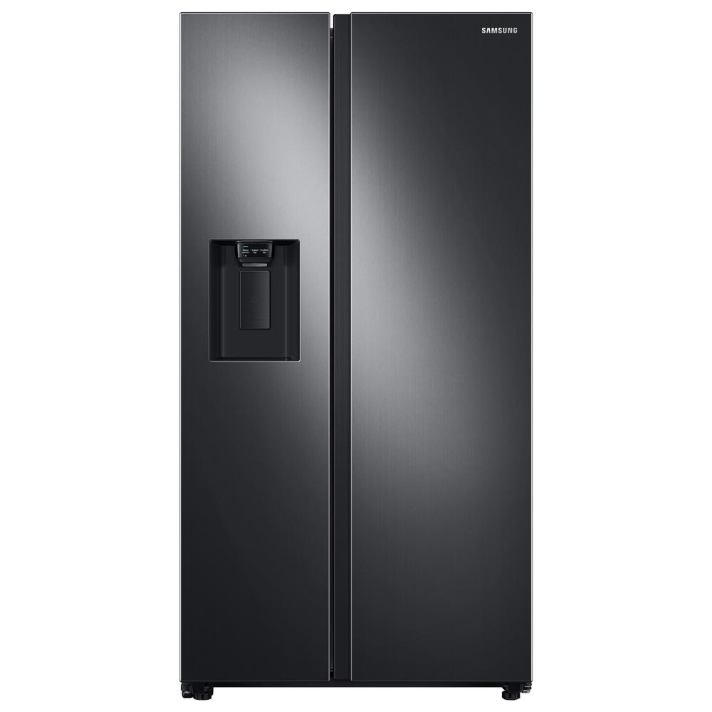Samsung 27.4 Cu. Ft. Side By Side Refrigerator In