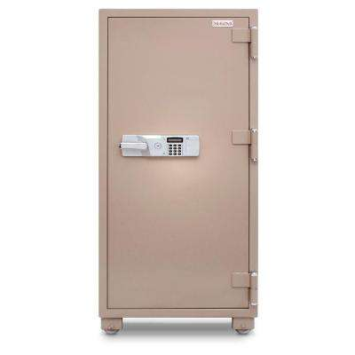13.3 cu. ft. All Steel 2 Hour Fire Safe with Electronic Lock, Tan