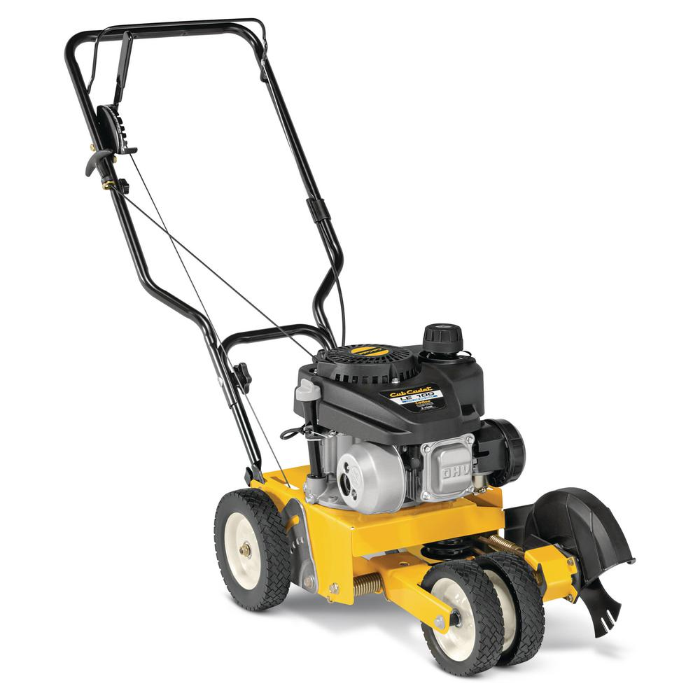 Cub Cadet Lawn Edger Trencher Gas Engine Walk Behind Bevel