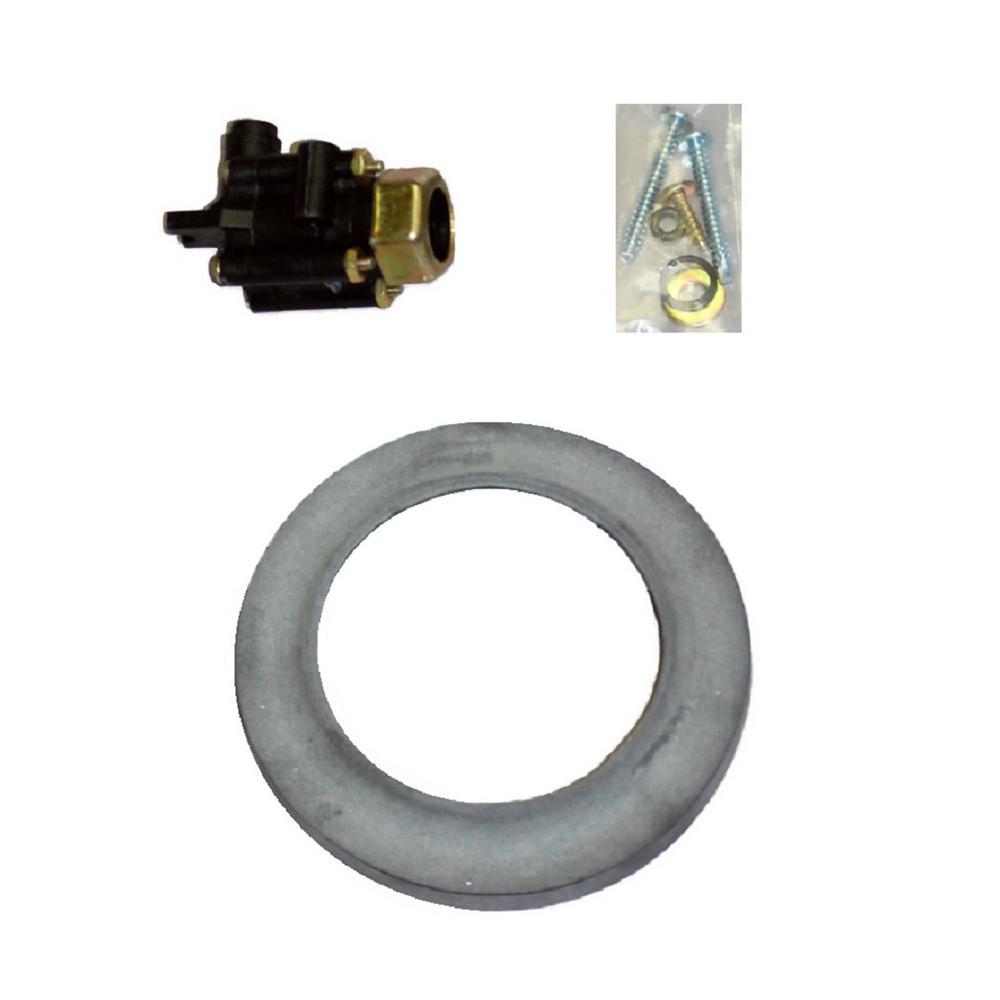 12 Gallon Tanks 10 RV Water Heater Magnesium Anode Rod Kit 9/¼ Inch Long for Mor-Flo Suburban 6