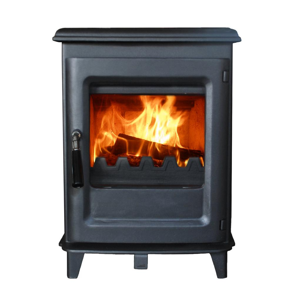 800 sq. ft. EPA Certified Small Wood Burning Stove HF905UB in