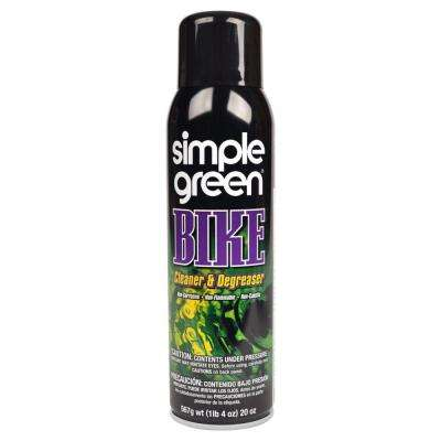 20 oz. Bike Cleaner and Degreaser Aerosol