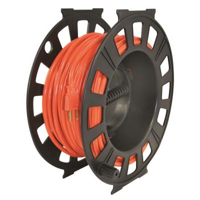 13 in. Empty Cord Storage Reel