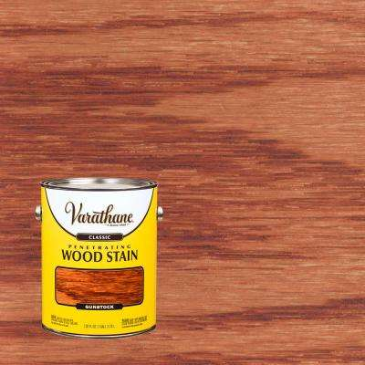 1 gal. Gunstock Classic Wood Interior Stain