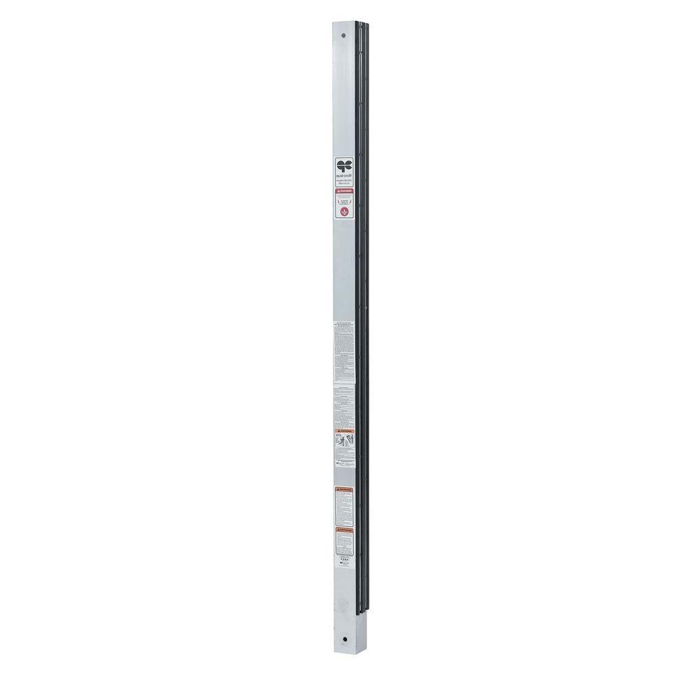 Qualcraft 24 ft. Aluminum Ultra Jack Pole