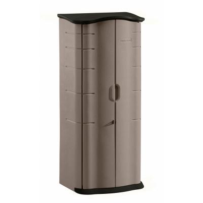 2 ft. x 2 ft. Vertical Storage Shed