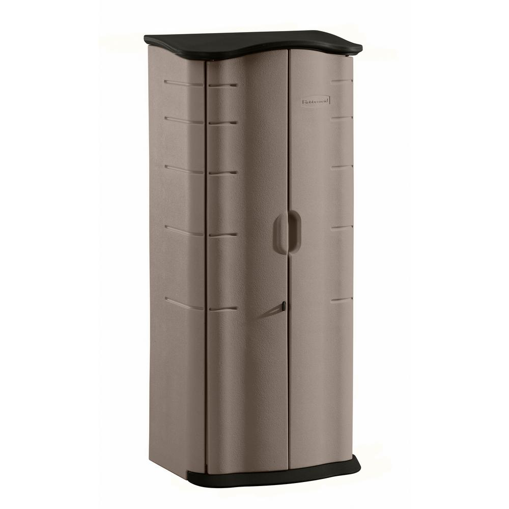 Rubbermaid 2 Ft. X 2 Ft. Vertical Storage Shed-2035894