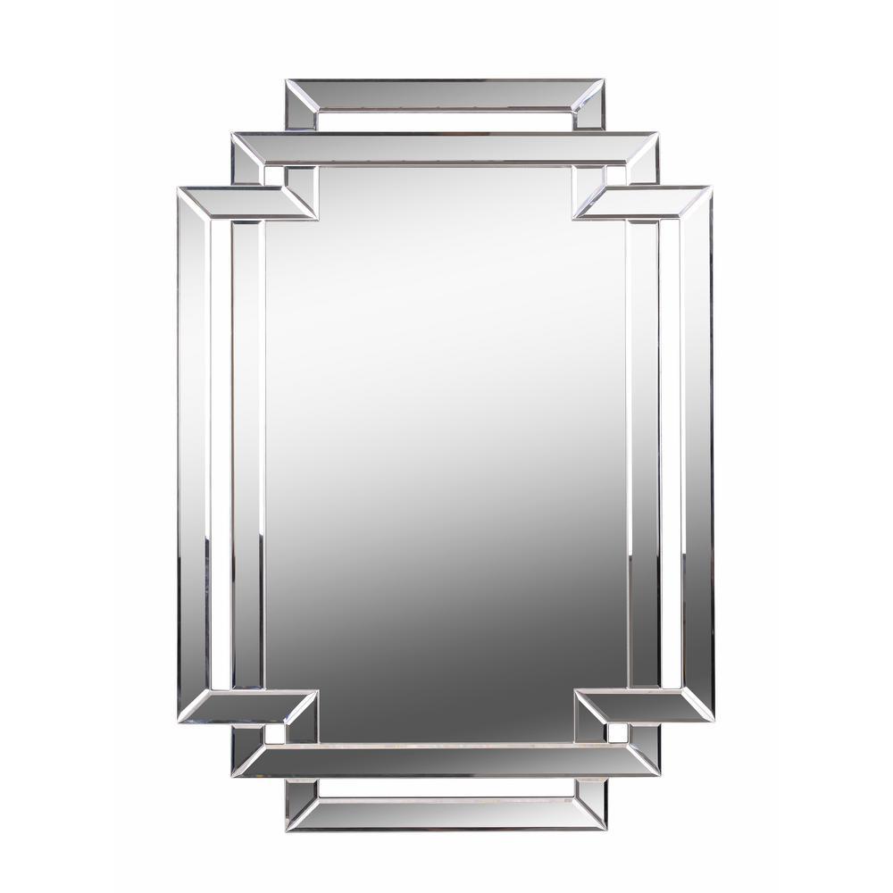 Linas Irregular Mirror Wall Mirror