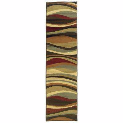 Grace Torres Multi 2 ft. x 7 ft. Runner Rug