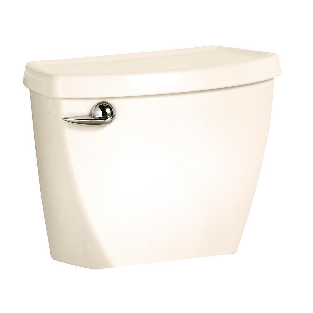 Cadet 3 1.6 GPF Single Flush Toilet Tank Only in Linen