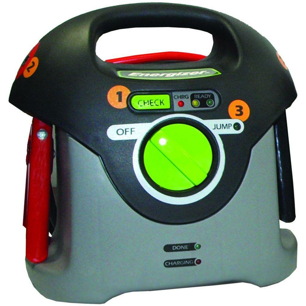 Energizer 12-Volt 400 CA Emergency Jump Start Back Up System