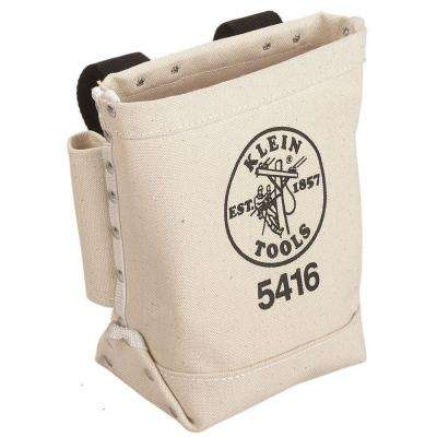 9 in. Bull-Pin and Bolt Tool Bag in Canvas