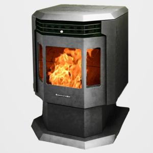 ComfortBilt 2,400 sq. ft. EPA Certified Pellet Stove with Auto Ignition by ComfortBilt