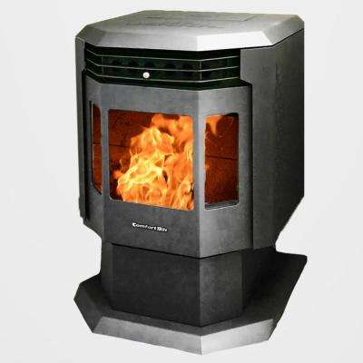 2,400 sq. ft. EPA Certified Pellet Stove with Auto Ignition