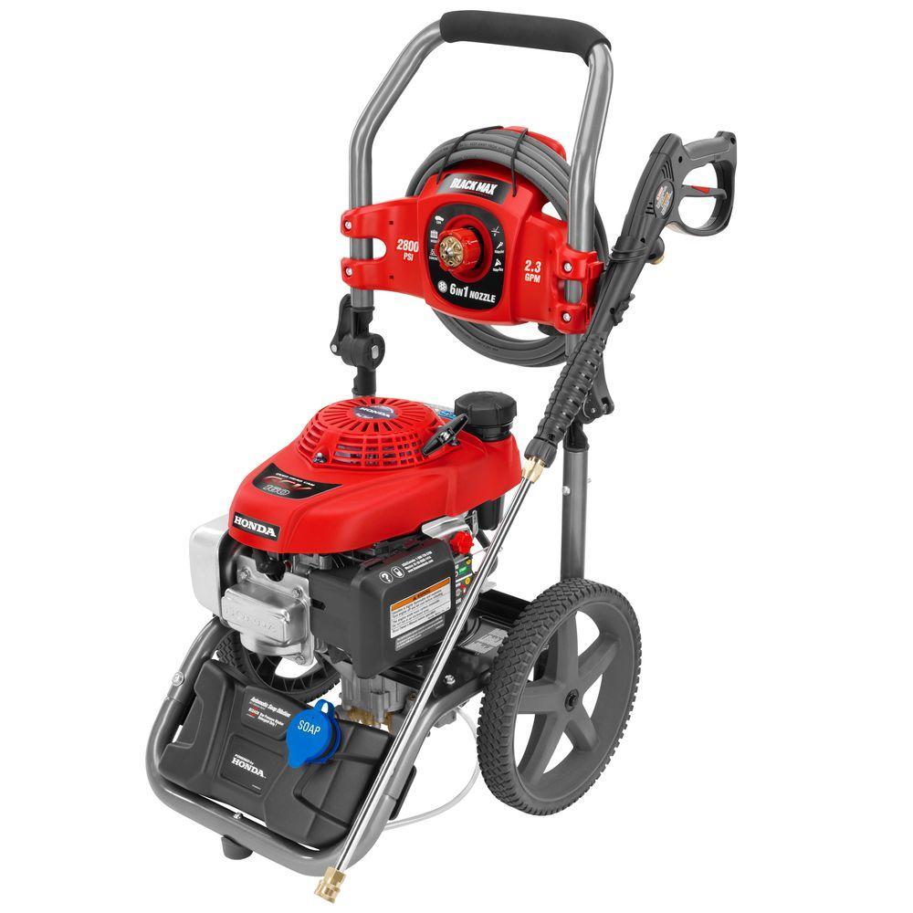 2800-PSI 2.3-GPM Honda Engine Gas Pressure Washer