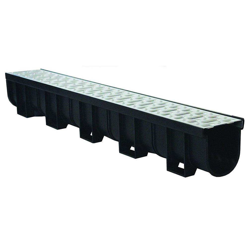 Us trench drain easy drain series 54 in w x 54 in d 394 in us trench drain easy drain series 54 in w x 54 in d 394 nvjuhfo Gallery