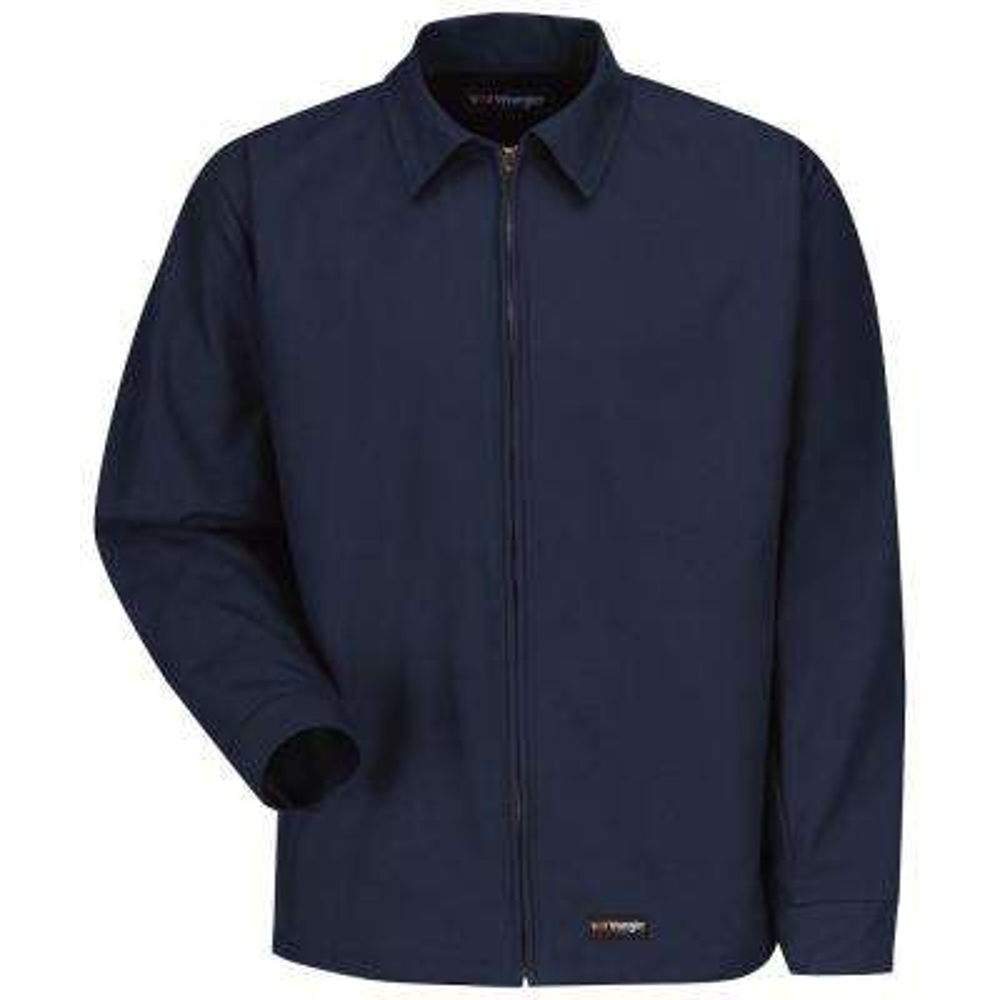 Men's 2X-Large Navy Work Jacket