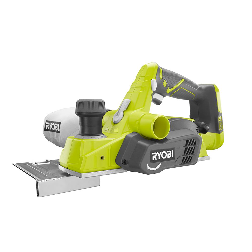 18 Volt One Cordless 3 1 4 In Planer Tool Only