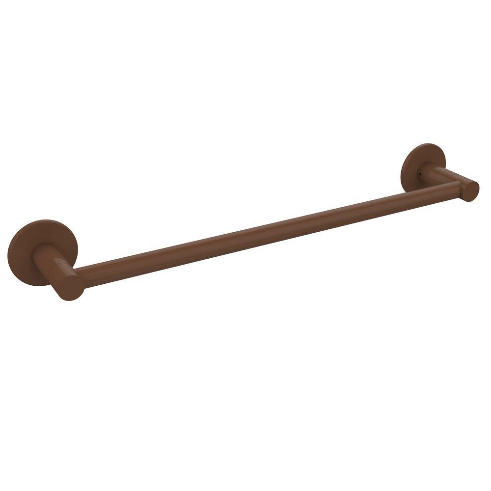 Allied Br Fresno Collection 18 In Towel Bar Antique Bronze
