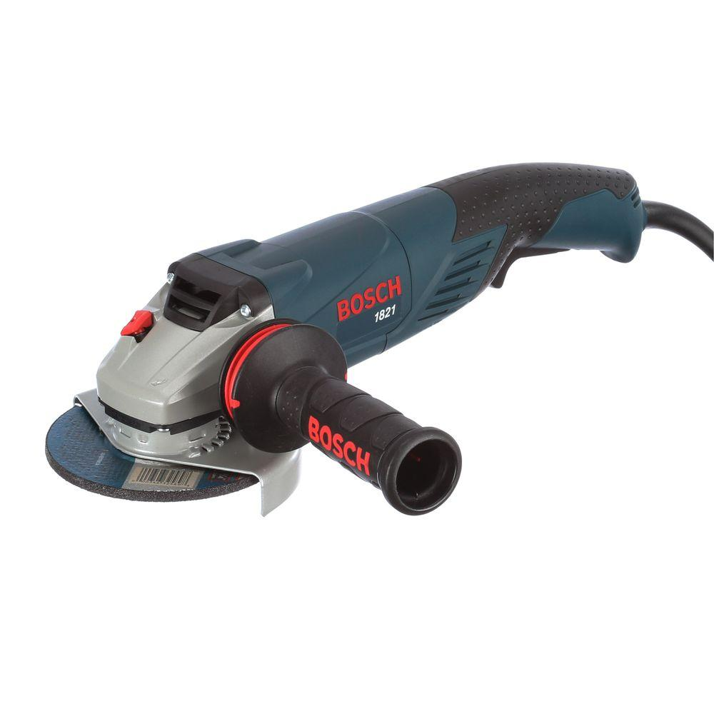 Bosch 5 in. Rat Tail Grinder