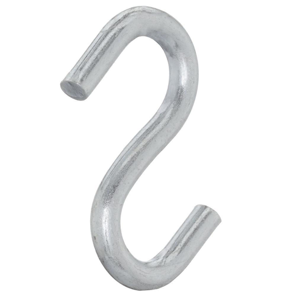 """Hooks  1//8/"""" x 1/"""" 1000  Zinc Plated  S"""