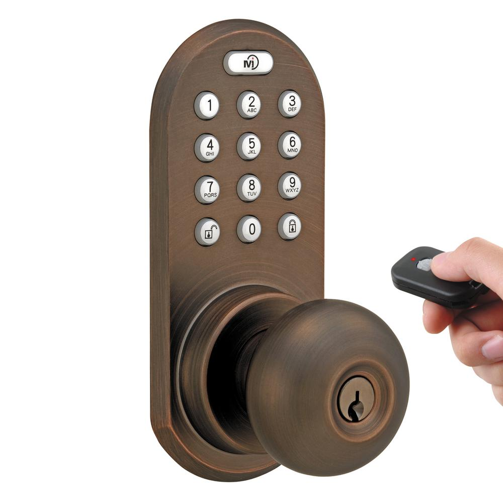 Morning Industry Oil Rubbed Bronze Touch Pad And Remote Electronic