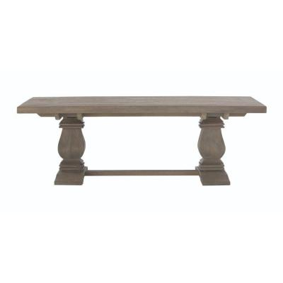 Aldridge Antique Grey Coffee Table
