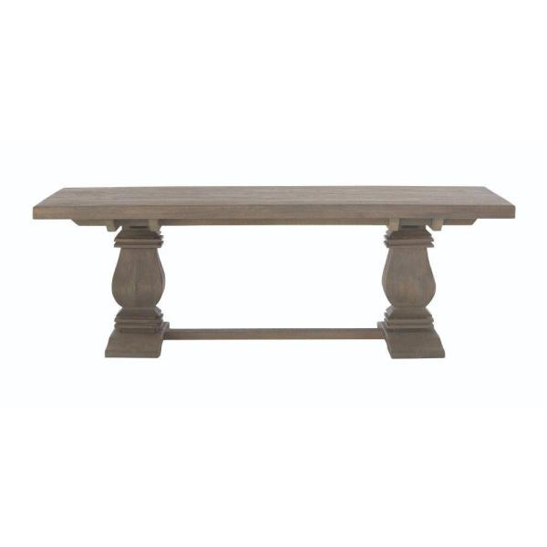 Home Decorators Collection Aldridge Antique Grey Coffee Table