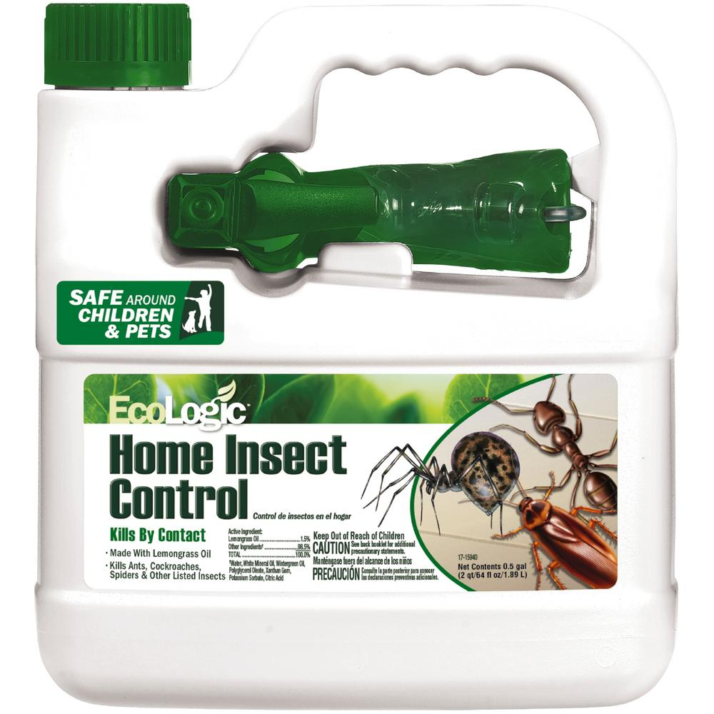 Ecologic 64 oz ready to use home insect control hg 75003 the home ready to use home insect control solutioingenieria Image collections