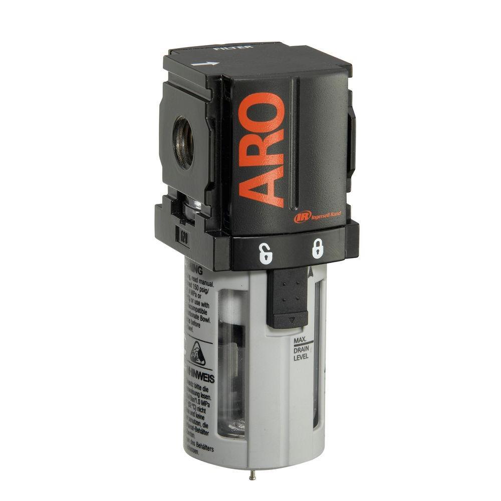 1000-Series 1/4 in. Standard Air Filter Port
