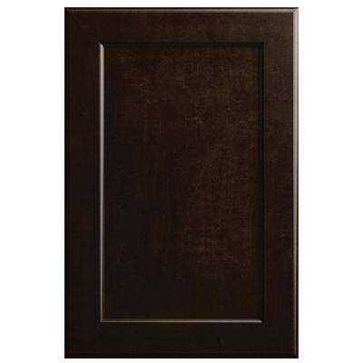 Dark Brown - Cabinet Samples - Kitchen Cabinets - The Home Depot