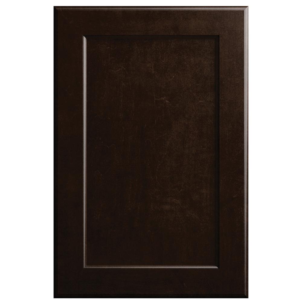 Hampton Bay Designer Series 11x15 In Keary Cabinet Door Sample In