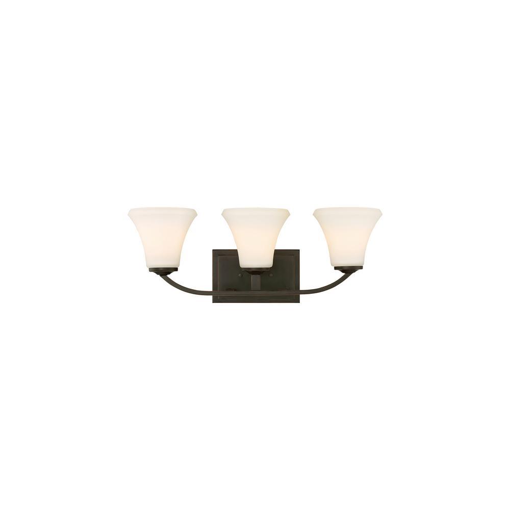 Vanity Plate Ideas For Realtors: Filament Design 2-Light Forest Bronze Bath Light-HD-605912