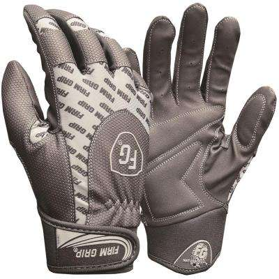 Large Black Gloves (2-Pair)