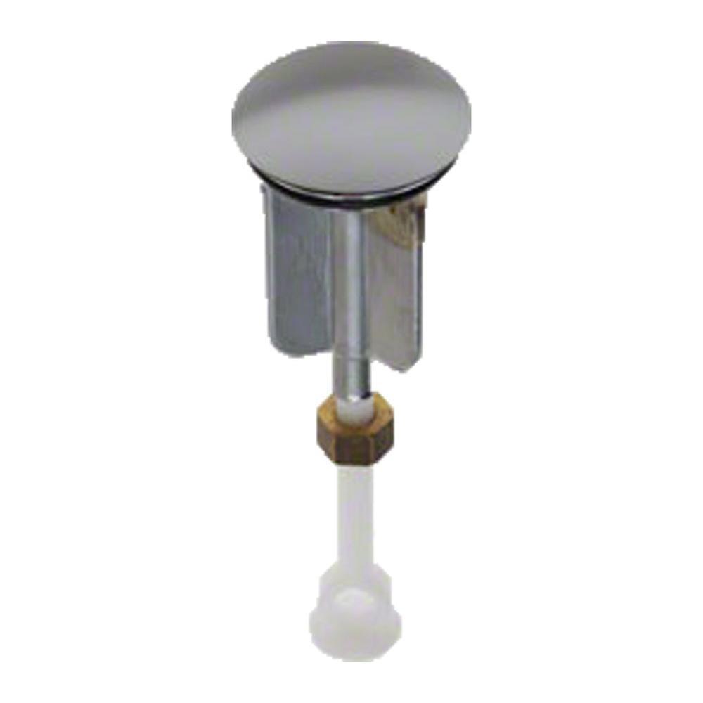 kohler stopper assembly in polished chrome - Khler Sink Stopper