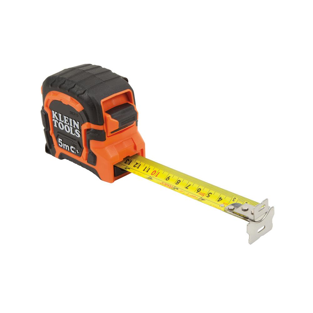 Klein Tools 16 ft. Double Hook Magnetic Tape Measure
